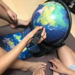 世界旅行に行きたい!